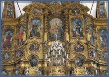 Иконостас в Великом Устюге